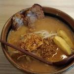 壱正 - 北海道味噌拉麺 叉焼二枚