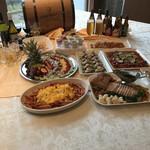 創菜Patio - 夏パーティープラン ブッフェプラン