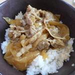 無添くら寿司 - 料理写真:牛丼