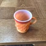 フラットトラックカフェ - ドリンク写真:コーヒー。