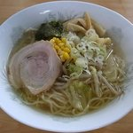 轟ラーメン - 料理写真:タンメン 600円