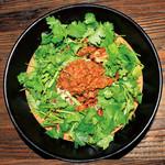 鶏そば十番156 - パクチー担々麺