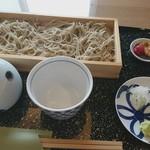 日和 - 料理写真:もりそば
