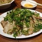 ら~麺藤平 - 焼豚