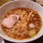 甚五郎らーめん - 料理写真:中華そば