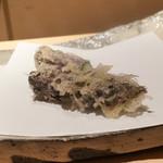 にい留 - 紫アスパラ