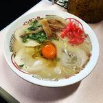 丸幸ラーメンセンター - 特製ラーメン(550円)