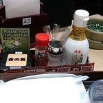 両国八百八町 花の舞 - 両国八百八町 花の舞 江戸東京博物館前店 @両国 卓上調味料類など