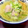 Ramenaoitori - 料理写真:塩野菜ラーメン