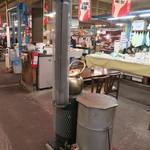 魚菜小売市場 -