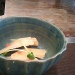 ふくふく亭 - 筍小鉢