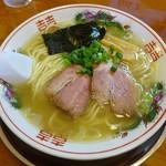 あさり - 塩中華そば(並)580円