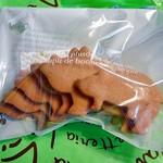 パネッテリア・ヴィヴォ - ブタ型のクッキー