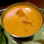 印度料理シタール - バターチキンカレー!