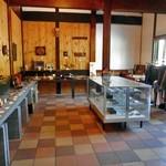 風香 - 木工製品等の販売スペース