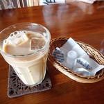 風香 - アイスミルクティー