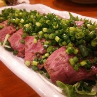 ◆ガッツリ美味い!牛ハツのステーキ