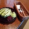 jitenshakafeandoba-shiomachitei - 料理写真:抹茶パンケーキ 700円