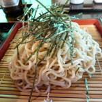 阿闍梨寮 寿庵 - お蕎麦