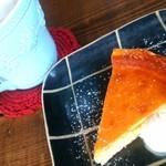 バンコ カフェ - チーズケーキとティー