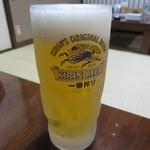 生一本 - 生ビール