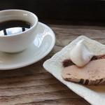 CHEESE CAKE PRINCESS - コーヒー&ケーキ