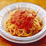 カプリチョーザ - トマトとニンニクのスパゲッティ カプリチョーザの看板メニュー!是非お試しください。