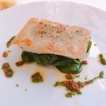 Epicure - メルラン(鱈) アーモンドのカリカリパン
