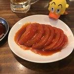 肉焼屋 - トマトキムチ