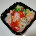 海の華 丼丸 - 江ノ島丼です。(2018年5月)
