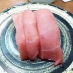 健康寿司海鮮家 - 中トロ