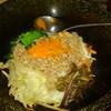 焼肉はしもと - 料理写真:石焼きビビンバ