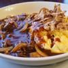 くりや - 料理写真:オムハヤシライス