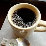 フレッシュネスバーガー - ホットコーヒー
