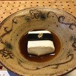 花吹雪 - 料理写真:嶺岡豆腐
