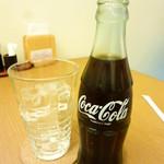 甘多 - 瓶入りのコカコーラ