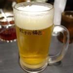 餃子の福包 - (2018/3月)生ビール
