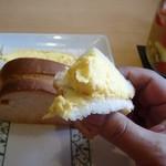 8代葵カフェ - 玉子サンド