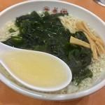 85296867 - 老郷 本店(神奈川県平塚市紅谷町)タンメン