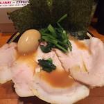 85298948 - チャーシュー麺850円+味玉100円=950円