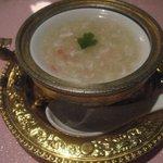 チャイナムーン - かに肉と海鮮のとろとろスープ