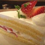 8530591 - 苺のショートケーキ♪