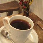 ヴェール・デ・グリ - ホットコーヒー
