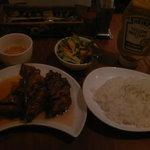 アメリカンレストラン・バー ALAISE - スペアリブ2本セット
