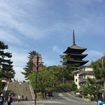 85302656 - 奈良はええ街ですなぁ。