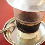 ベトナム屋台 タンザン - ベトナムコーヒー