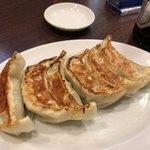 山形五十番飯店 - 焼餃子 ¥400