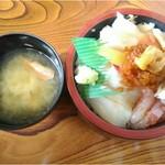 寿司のまつくら - 【2018/5】お味噌汁も美味しかった!