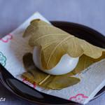 銚子屋 - 柏餅(400円)★3.9