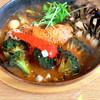 プチガラク - 料理写真:やわらかチキンレッグと野菜